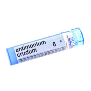 Antimonium Crudum 6